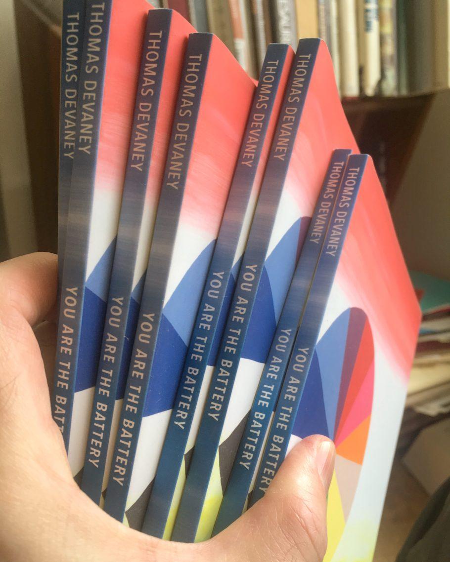 Books in mail